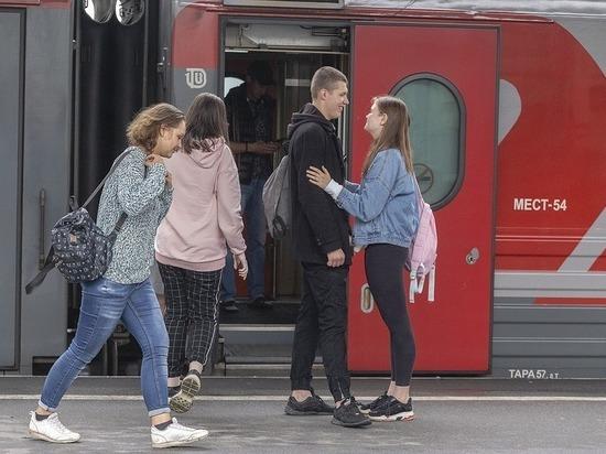 Двухэтажные поезда начнут курсировать из Петрозаводска в Москву