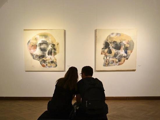 "Иван Найнти представил свои работы в галерее Futuro ""16+"""