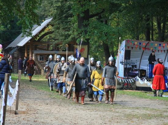 Фестиваль «Приволжский штандарт» прошел на Щелоковском хуторе