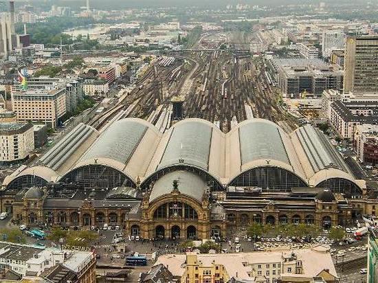 Во Франкфурте планируют построить подземный тоннель стоимостью 3,6 миллиарда евро