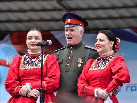 Фестиваль «Наша история» в Воронеже собрал тысячи гостей