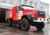 Спасатели стран ШОС увидят пожарный автомобиль ЧМК