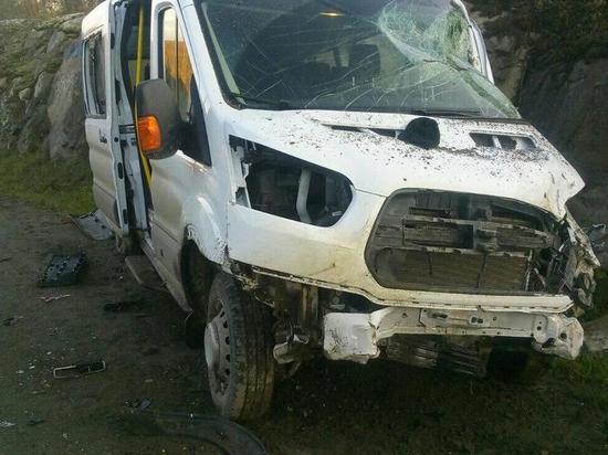 Информация о пострадавших в утреннем ДТП под Лавной изменилась