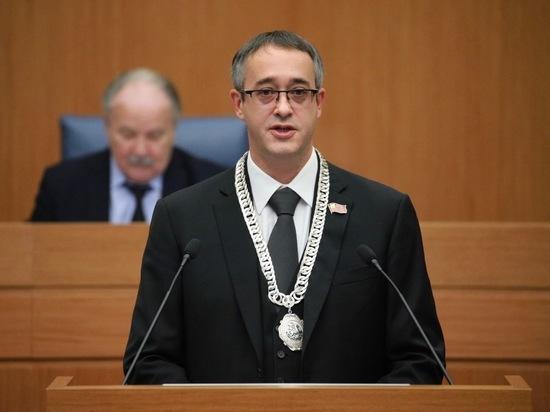 Столичные единороссы снова выбрали Алексея Шапошникова председателем Мосгордумы