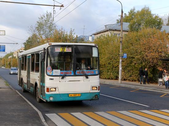 Маршрут автобуса А-17 продлили до школы № 167