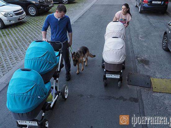 Подаренная семье с четверней квартира в Петербурге оказалась временной