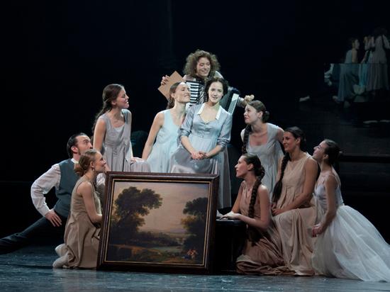 Вахтановцы покажут «Дядю Ваню» и «Онегина» в Париже