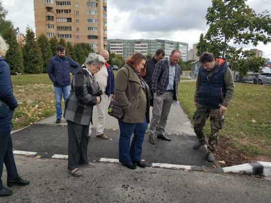 Три отремонтированные в рамках БКАД дороги приняты в Обнинске