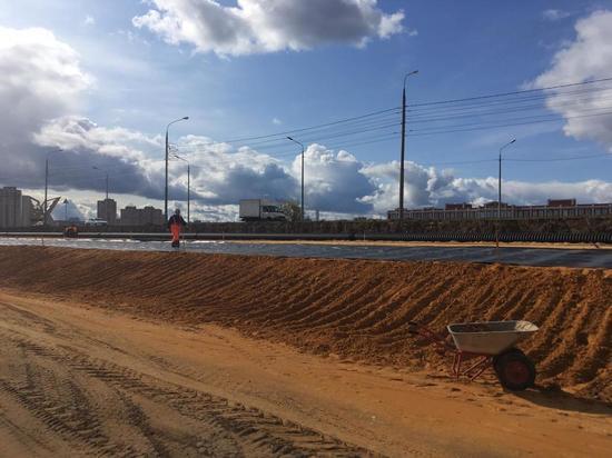 Строительство второй очереди Восточного обвода идет согласно срокам