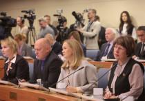 Новые депутаты МГД подняли вопрос о назначении зарплаты себе