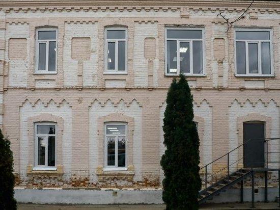 Школа в Волгоградской области к 240-летию получит новый спортзал