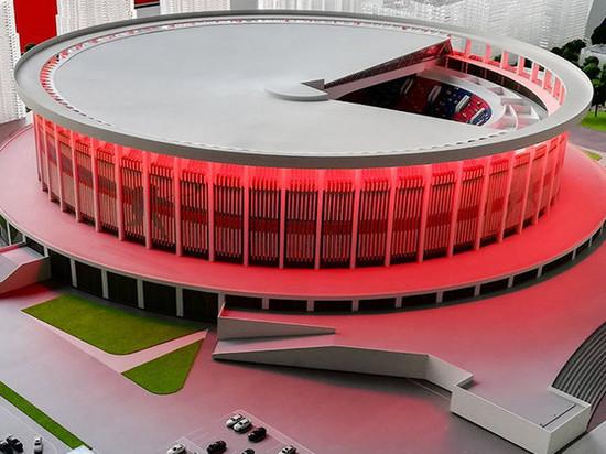 Проект главной арены чемпионата мира по хоккею-2023 еще не прошел экспертизу