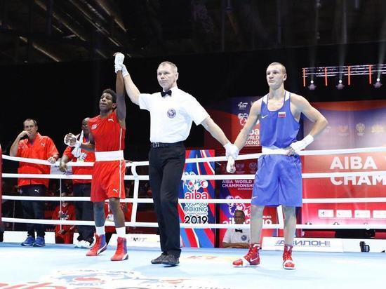 Тамбовский боксер завершил выступление на чемпионате мира