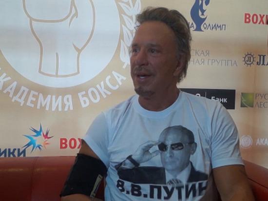 Микки Рурк хочет, чтобы его похоронили в Хмельницкой области