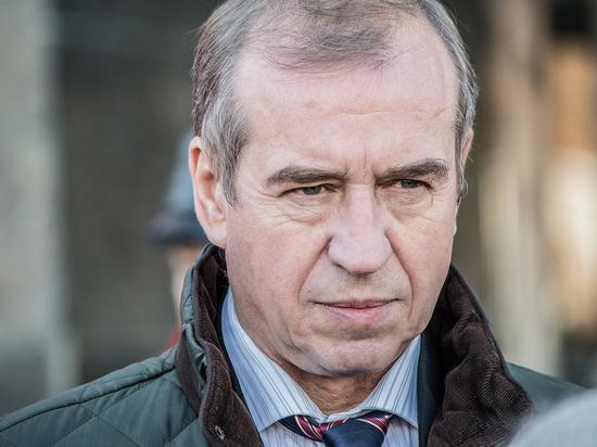 Закон сити-менеджере в Иркутске подписан губернатором