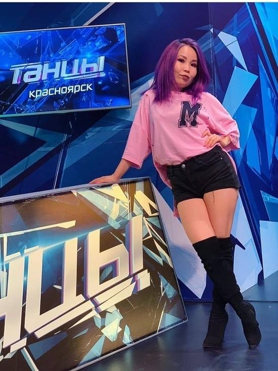 Танцовщица из Улан-Удэ будет покорять шоу «Танцы» фиолетовой головой