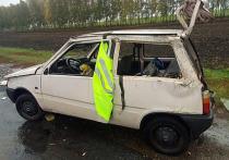 Не справился с управлением: в Башкирии в ДТП пострадали двое