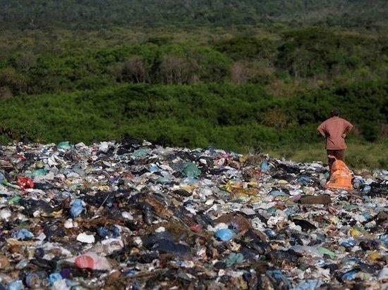 Активисты создали петицию против мусорного полигона в пади Монгой