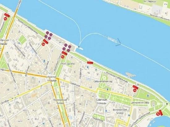 В Ярославле 22 сентября ограничат движение в исторической части города