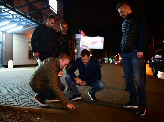 Мэрия Ярославля заставит подрядчика перекладывать плитку на улице Республиканской