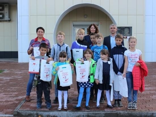 ВСЖД и Следственное управление на транспорте провели совместную профилактическую акцию для детей