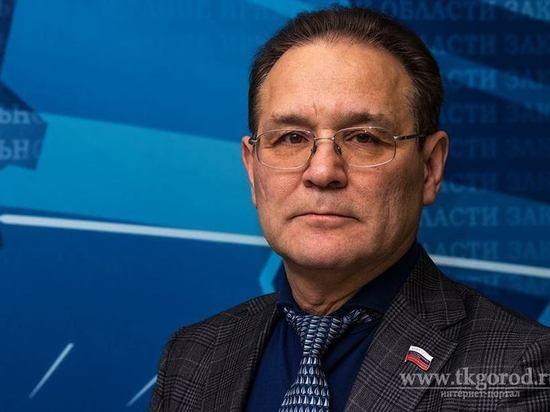 Депутата Александра Гаськова исключили из «Справедливой России»