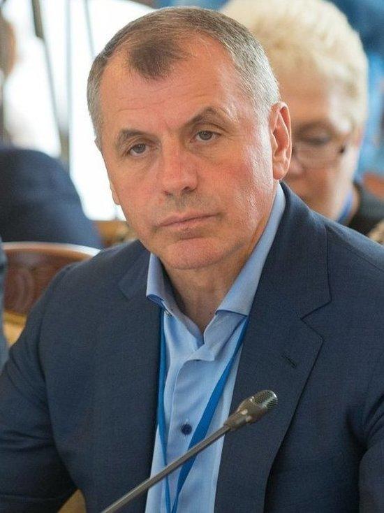 Председателем Госсовета Крыма вновь стал Владимир Константинов