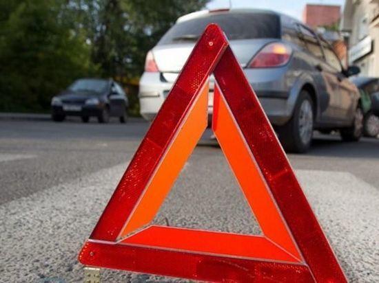 В Абакане произошло ДТП по причине неработающего светофора