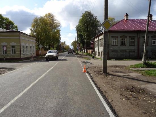 Каргопольский 20-летний водитель насмерть сбил 70-летнего деда на велосипеде