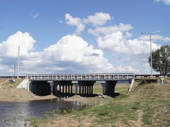 В Бурятии отремонтируют мост через реку Иволга
