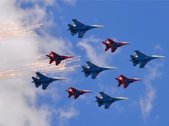 «Стрижи» впервые покажут авиашоу над Ставрополем