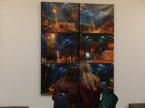 Выставка «Гений места» открылась в Краснодаре ко Дню города