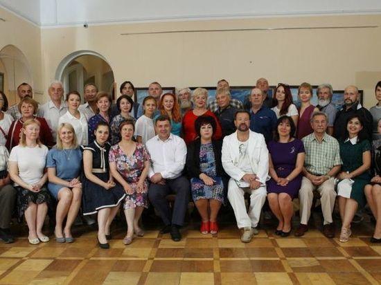 Калмыцкие художники вошли в число лауреатов выставки-смотра
