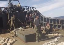 Умер один из браконьеров КНДР, задержанных российскими пограничниками