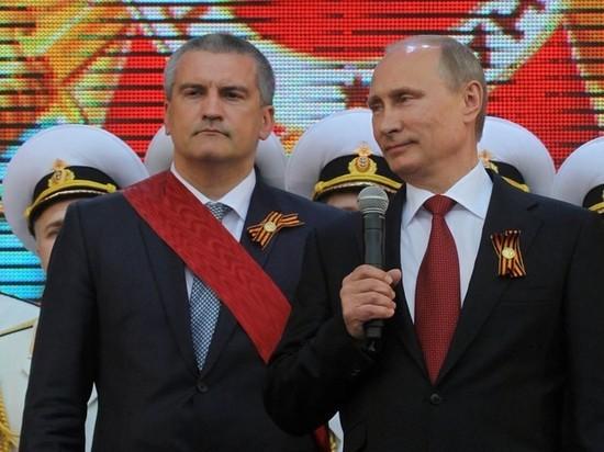 Аксенов переизбран главой Крыма на пять лет