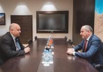 В Минкавказа РФ обсудили вопросы развития Карачаево-Черкесии