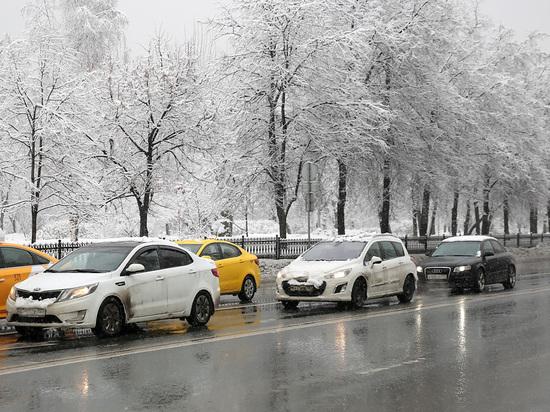 Минус четыре и мокрый снег: на Москву движется мощный циклон