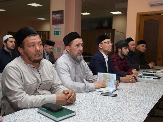 Югорские имамы посетили обучающий семинар