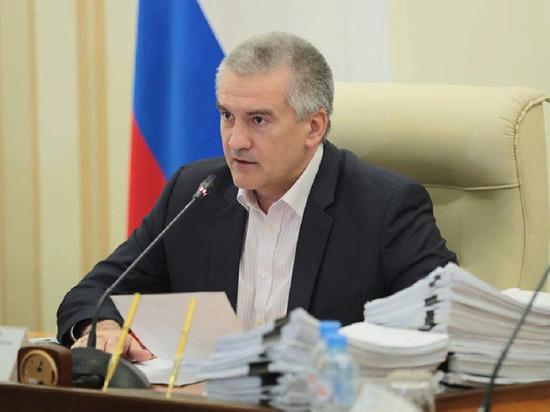 Глава Крыма вновь назначил Ковитиди сенатором от исполнительной власти республики
