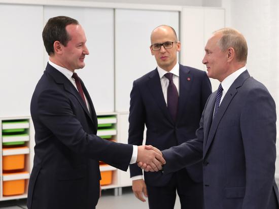 Президент России Владимир Путин одобрил целевую модель развития компании «Рoссети» до 2030 года
