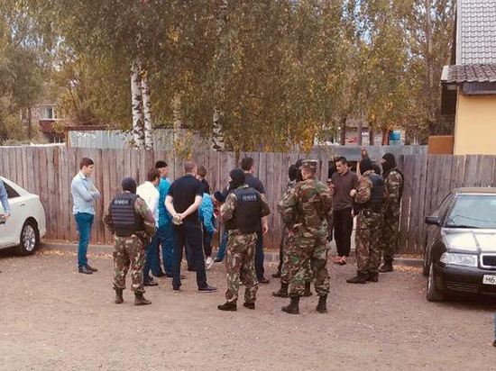 Новый поворот в деле о нападении на полицейского: спецоперация в Тучково