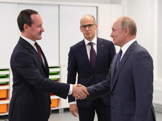 Путин одобрил целевую стратегию развития «Россетей» до 2030 года