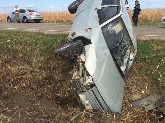 16-летний пешеход погиб под колесами легковушки в Северском районе