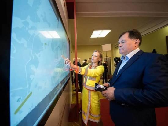 В Госдуме РФ представлена интерактивная карта нацпроекта БКАД
