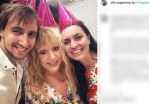 Пугачева отпраздновала день рождения детей Лизы и Гарри