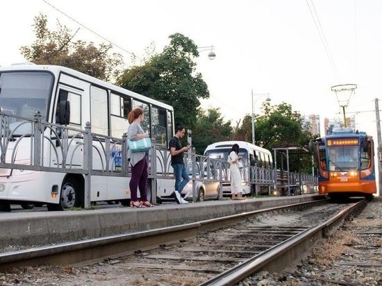 В День города общественный транспорт в Краснодаре будет работать дольше