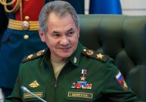 Сергей Шойгу рассказал, как спасали российскую армию