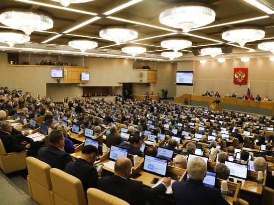 Госдума пригрозила штрафом Google и Facebook за вмешательство в дела страны