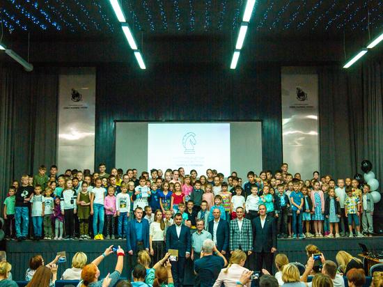 В Ялте открылся детский шахматный фестиваль памяти Куликова