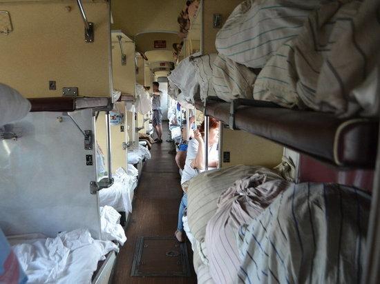 В Тамбове задержали вора, промышлявшего в поездах